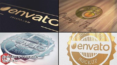 Realistic Logo 16659503 - Project for AFEFS (Videohive)