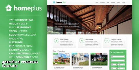 t - Homeplus v1.0 - Responsive Real Estate Template - 6132274