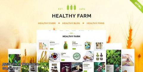 t - Healthy Farm v1.1 - Food & Agriculture Site Template - 15471296