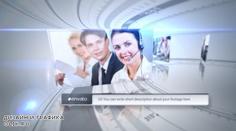 New Corporate Timeline 5981789 Videohive - AFEFS Template