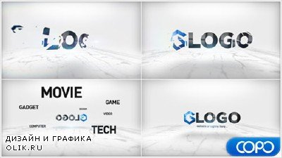 Corporate Logo Intro 16927699 - Project for After Effects (Videohive)