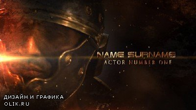 Cinematic Epic Titles 7717701 - Project for After Effects (Videohive)