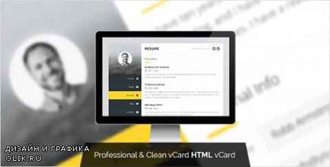 t - Premium Layers - HTML vCard Resume Template (Update: 16 September 14) - 7880419