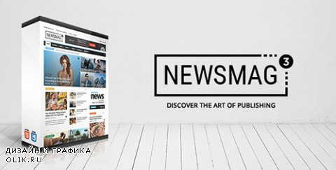 t - Newsmag v3.2 - News Magazine Newspaper - 9512331