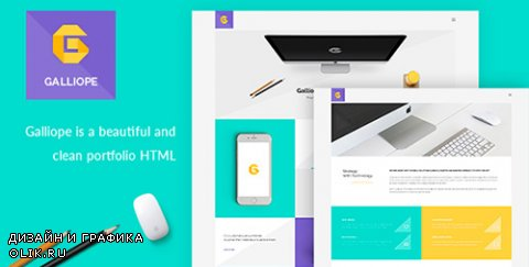 t - Galliope - Agency/Portfolio HTML Template (Update: 25 April 16) - 14601984