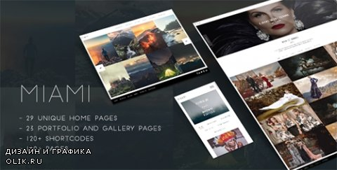 t - Miami v1.1 - Creative Photography Portfolio Template (Update: 9 July 16) - 14887710