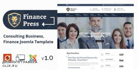 t - Finance Press v1.0 - Consulting Business, Finance Joomla Template - 17075333