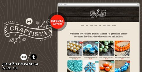 t - Craftista v1.0 - eCommerce Tumblr Theme - 7511373