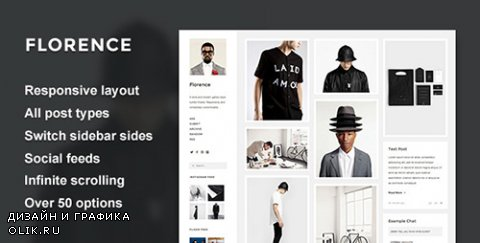 t - Florence - Responsive Gallery Theme (Update: 28 October 15) - 12784615