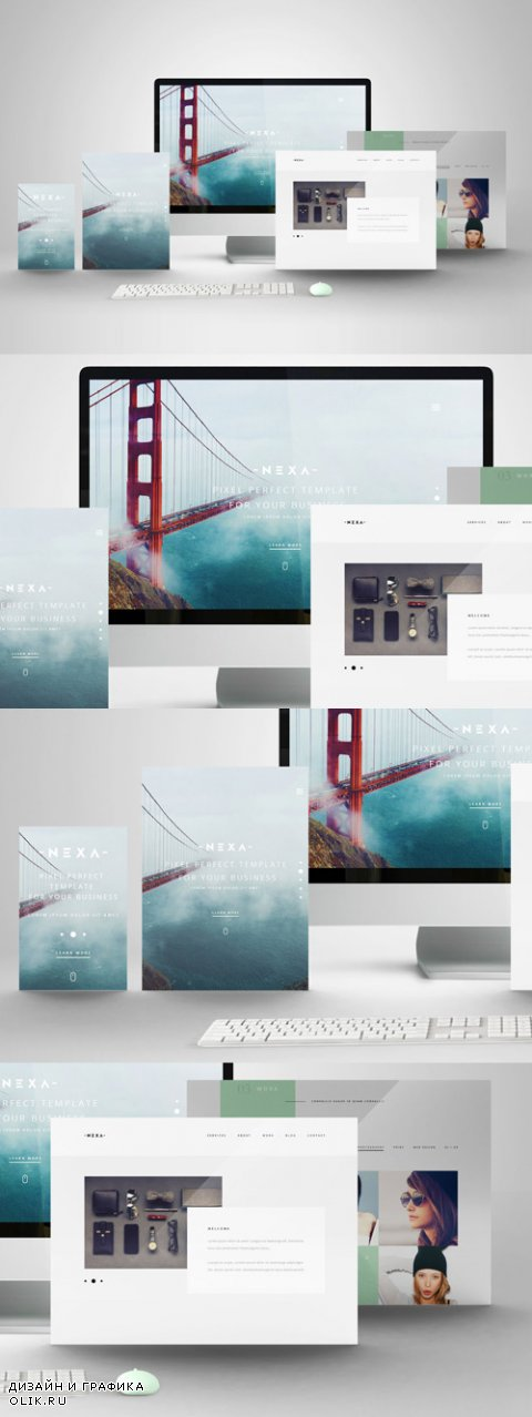 Web Showcase 01