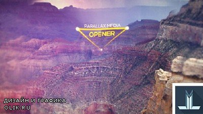 Parallax Media Opener 17736141 - Project for After Effects (Videohive)