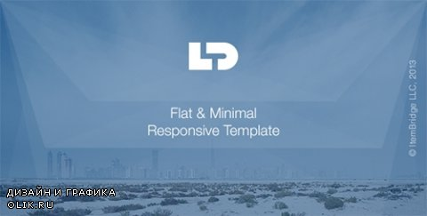 t - LightDose - Flat&Minimal Responsive HTML Template (Update: 25 April 14) - 6470272