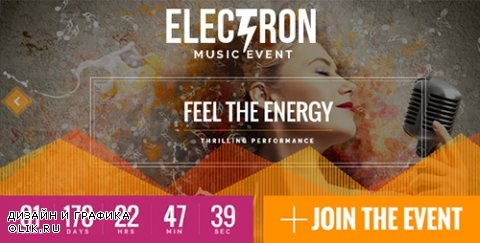 t - Electron v1.2 - Event Concert & Conference Theme - 14865695