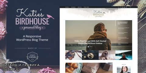 t - BirdHouse v1.0.0 - A Responsive WordPress Blog Theme - 16617936