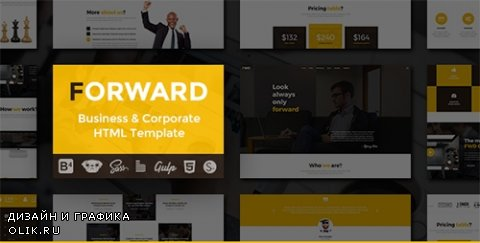 t - Forward v1.0 - Business & Corporate HTML Template - 18510975