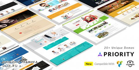 t - Priority v2.5 - Multipurpose Responsive WordPress Theme - 14479361