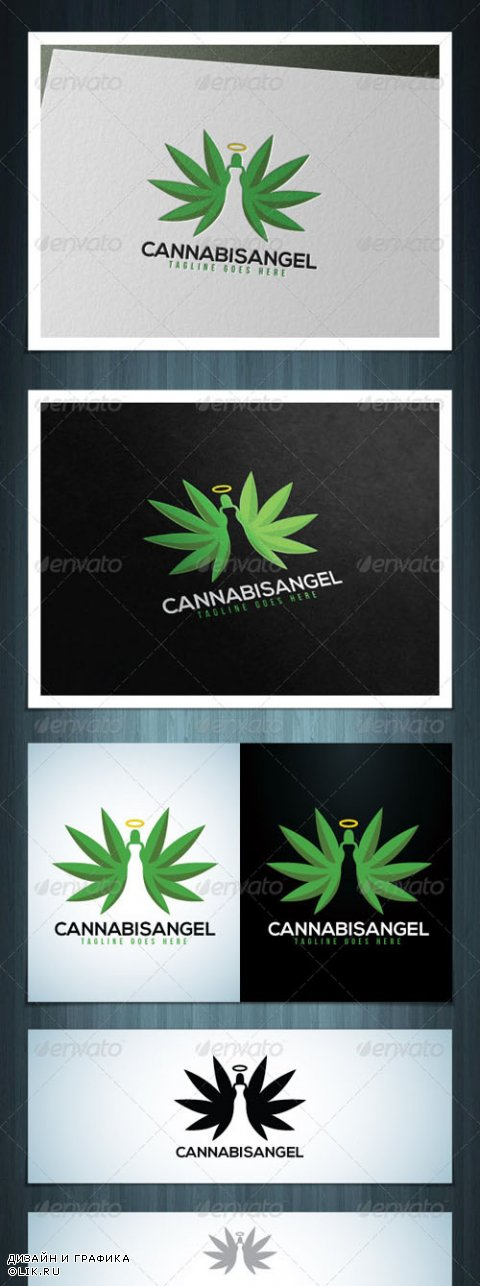 Cannabis Angel 8146064