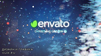 Christmas Wishes - Winter Opener - Project for AFEFS (Videohive)