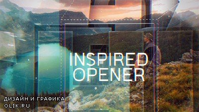 Inspired Opener 18850189 - Project for After Effects (Videohive)