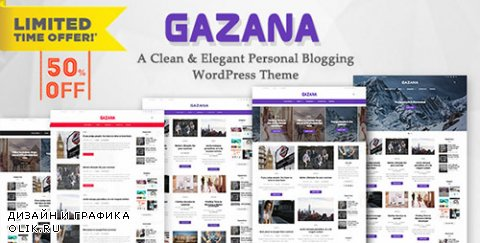 t - Gazana v1.7 - A Responsive WordPress Blog Theme - 17917855