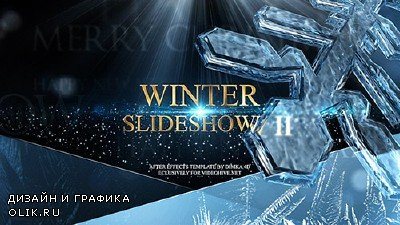Winter Slideshow II - Project for AFEFS (Videohive)