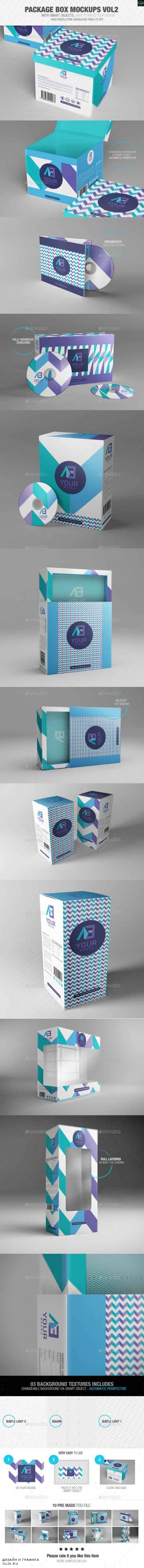 Package Box Mockups Vol2 9231994