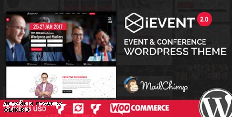 t - iEvent v2.0.1 - Event & Conference WordPress Theme - 13397512