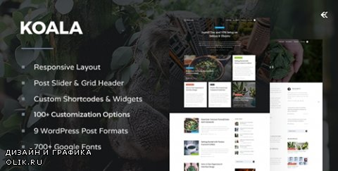 t - Koala v2.3.0 - Responsive WordPress Blog Theme - 12643667