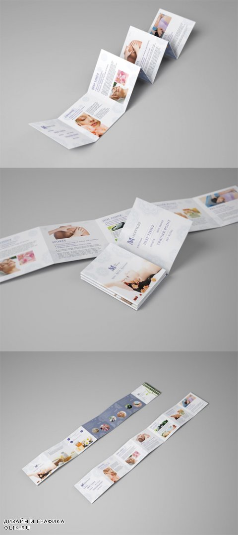 Square Mini Brochure Seven Panel Mockups 02