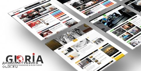t - Gloria v2.1 - Responsive News Magazine Newspaper WordPress Theme - 11928056