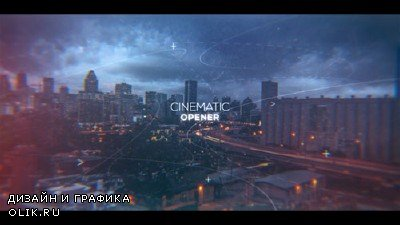Cinematic Inspirational Parallax Opener | Slideshow - Project for AFEFS (Videohive)