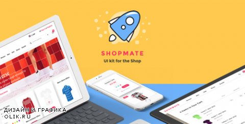 Shopmate - UI Kit for the Shop 14940469