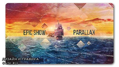 Epic Parallax | Cinematic Slideshow - Project for AFEFS (Videohive)