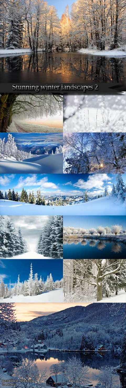 Stunning winter landscapes 2