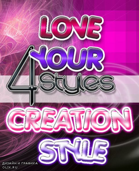 Love Your Creation Styles