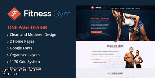 t - Fitness Gym v1.0 - Landing Page Theme - 12535487