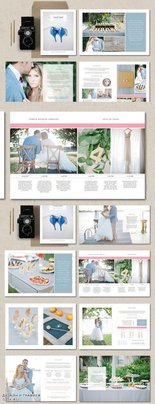 Wedding Photographer Magazine Guide 1238527