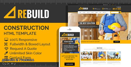 t - ReBuild v1.0.2 - Construction & Renovation HTML Template - 13116251