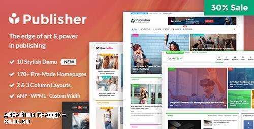 t - Publisher v1.7.7 - Magazine, Blog, Newspaper and Review WordPress Theme - 15801051