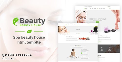 TF - Beautyhouse v1.0 - Health Beauty HTML Template - 19433552