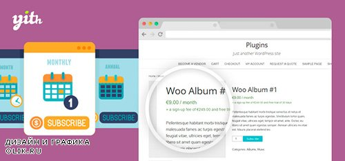 YiThemes - YITH WooCommerce Subscription v1.2.0