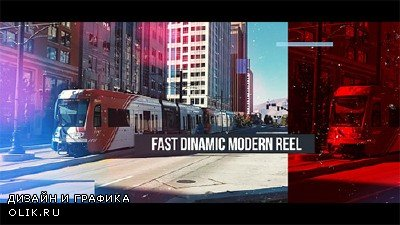 Fast Dinamic Modern Reel - Project for AFEFS (Videohive)