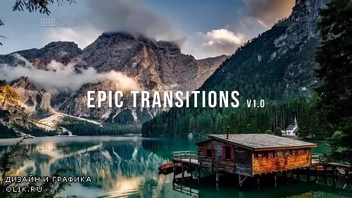 50 + Epic Transitions and Slideshow Pack (v1) - AFEFS Templates