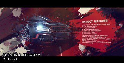 Inspiration - Ink Titles - Project for AFEFS (Videohive)