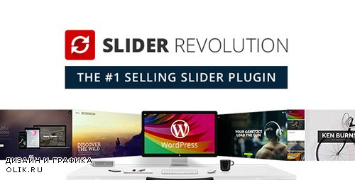CodeCanyon - Slider Revolution v5.4.3.1 - Responsive WordPress Plugin - 2751380