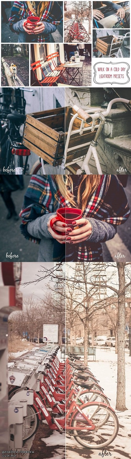 Walk on a cold day Lightroom Presets - 1407536