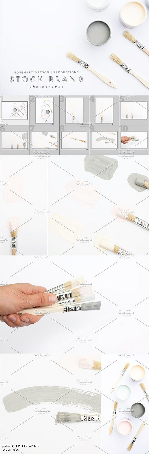 Painting Paint Brush Stock Photos 1491777