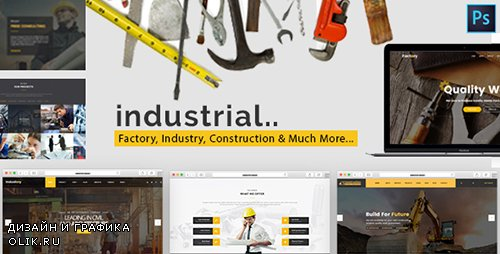 t - MegaPack v1.0 - Industrial - Factory, Industry & Construction HTML Template - 19753291