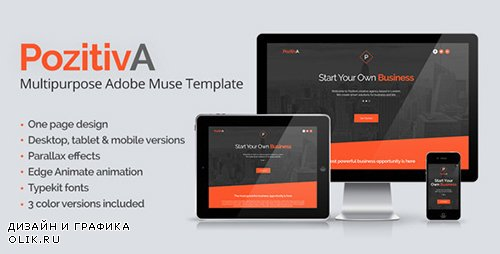 t - PozitivA - Multipurpose One Page Muse Template (Update: 15 May 15) - 8419289