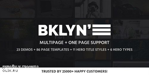 t - Brooklyn v4.3 - Creative Multi-Purpose WordPress Theme - 6221179